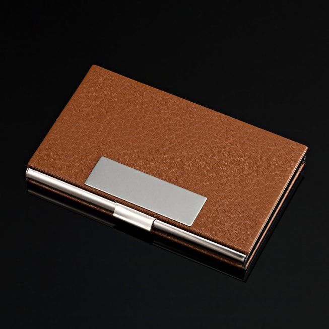 50 best mens business card holder images on pinterest business mens elegant whiskey chic business card holder name card case for men colourmoves