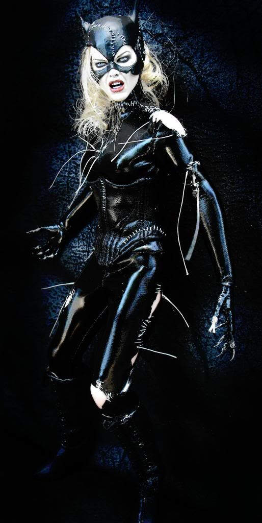 Battle Damaged Catwoman (reposted!) - OSW: One Sixth Warrior Forum