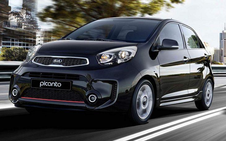 Kia Picanto Facelift 2015