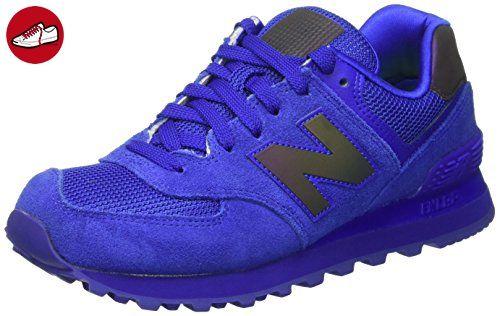 New Balance Damen 574 Sneakers, Blau (Blue), 38 EU - New balance schuhe (*Partner-Link)