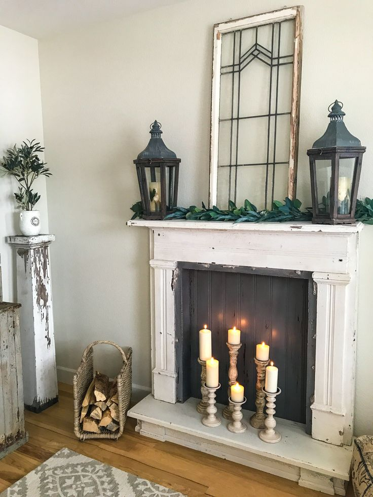 latest free of charge faux fireplace ideas concepts in 2020 (with images) | faux fireplace