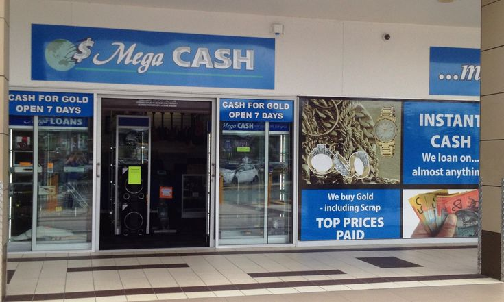 Newly opened store at Marsden, Queensland