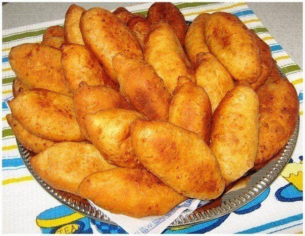 шеф-повар Одноклассники: Жаренные творожные пирожки
