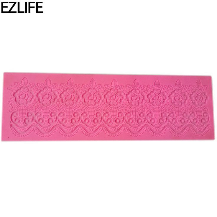 Silicone Mold Cake Lace Mats Mold Silicone Lace Mat Fondant Cake Decorating Tools Wedding Flower Embossing Mould Bakery KT0782-in Baking & Pastry Tools from Home & Garden on Aliexpress.com | Alibaba Group