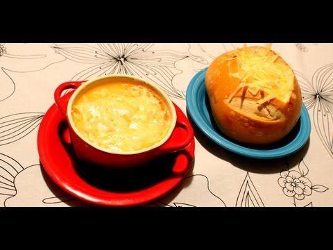 Panela de Barros - Sopa Creme de Cebola - YouTube