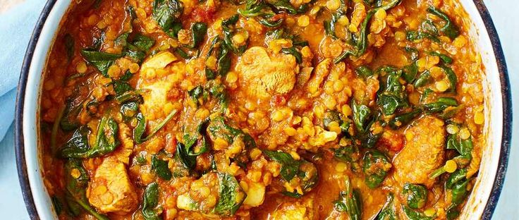 This chicken saag recipe proves that you can eat healthily without having to miss out on your favourite foods. This comes in at under 500 calories and is ready in under an hour.