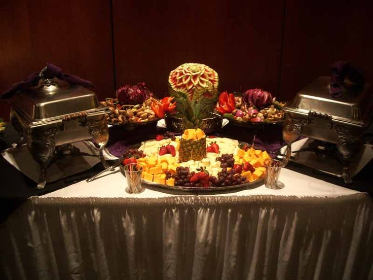 Receptions Food Displays And Prime Time On Pinterest: Best 25+ Food Table Displays Ideas On Pinterest