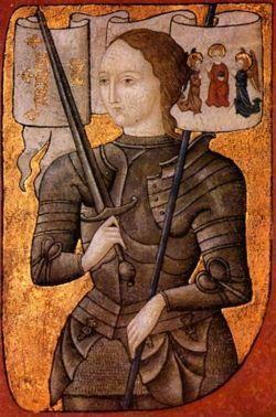 Jeanne d'arc (Joan of Arc) / 1412-1431