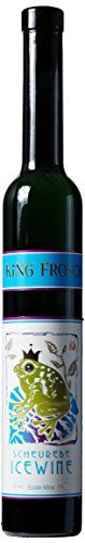2005 King Frosch Scheurebe Eiswein 375 mL Wine ** To view further for this item, visit the image link.