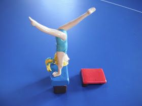 I have recently discovered polymer clay and felt in love with it. This time I made a series of gymnasts for my daughter's birthday. If yo...