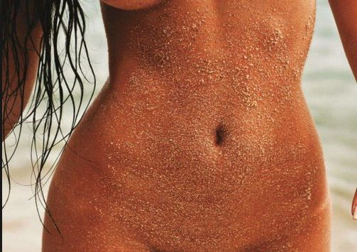 love stoned clothing - beach body