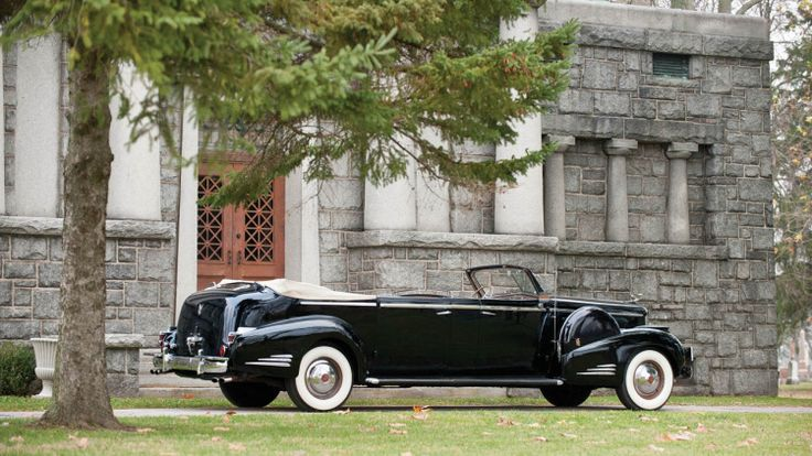 Beautiful #restoration of this 1938 #Presidential #Cadillac #Convertible used by #FDR! This gorgeous lady sold for $200,000.00 in 2012.  Check out our #blog - big sale - #Coupon code - C2CPres