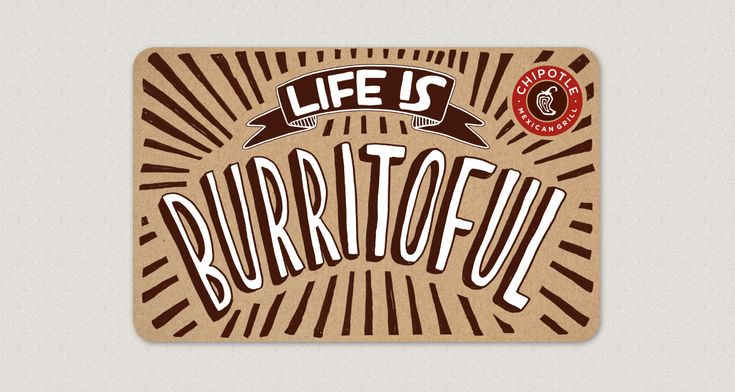 Purchase chipotle gift cards check your gift card balance