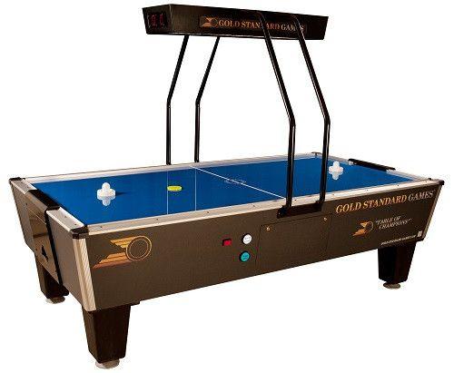 Gold Standard Tournament Pro Elite Air Hockey Table