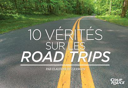 10 vérités sur les road trips