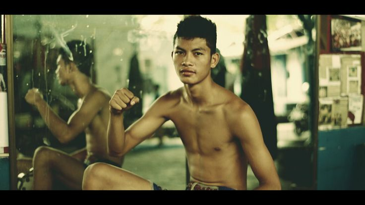 96 BOXING CLUB on Vimeo The story of two young Muay Thai boxers today in Bangkok. They tell us about their path, their fears, and their dream to one day become a champion. Shooted in July 2013.  http://vimeo.com/70976607
