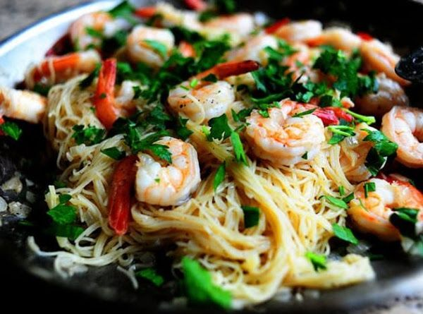 16-minute Meal: Shrimp Scampi | The Pioneer Woman Cooks | Ree Drummond Recipe