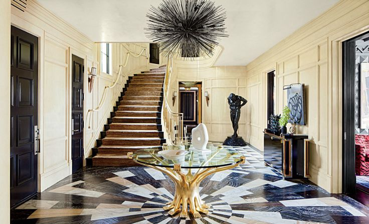 Discover The Work Of 5 Top Interior Designers. Bel Air Los AngelesKelly ...