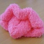 El arte de doblar toallas o Oshibori
