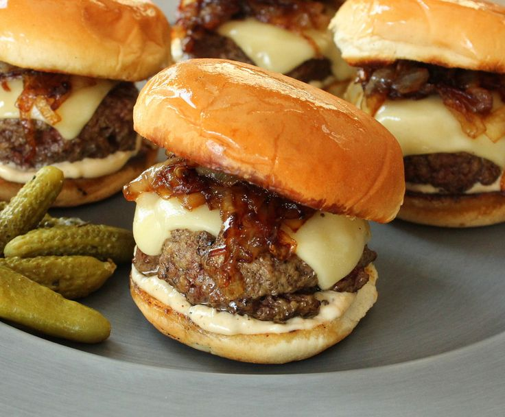 World's Best Gourmet Sliders