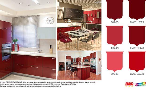 Memaksimalkan Energi Positif Dapur Rumah #MixnFix #DIY  http://matarampaint.com/detailNews.php?n=264