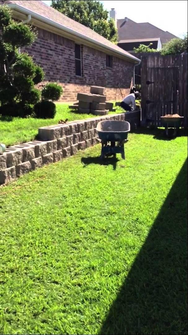 Pavestone Retaining Wall Landscape Videos Home Decor