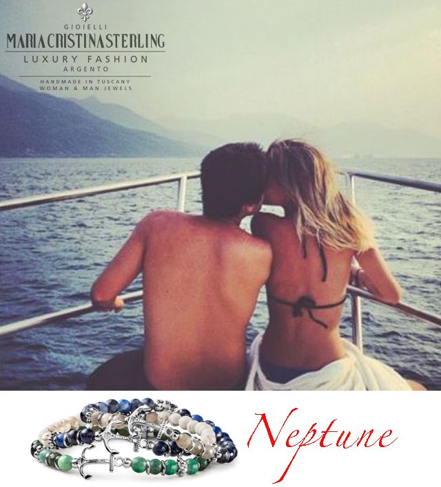 #NEPTUNECOLLECTION BY #MariaCristinaSterling