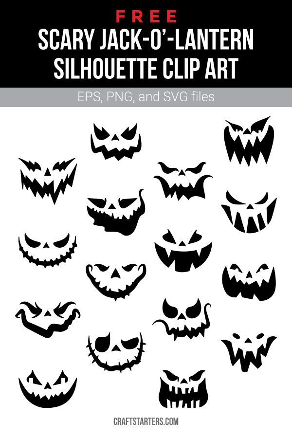 Jack O' Lantern Face Vector Art & Graphics | freevector.com