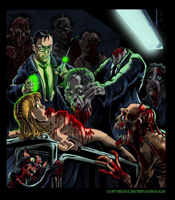 Re-Animator by BryanBaugh.deviantart.com on @deviantART