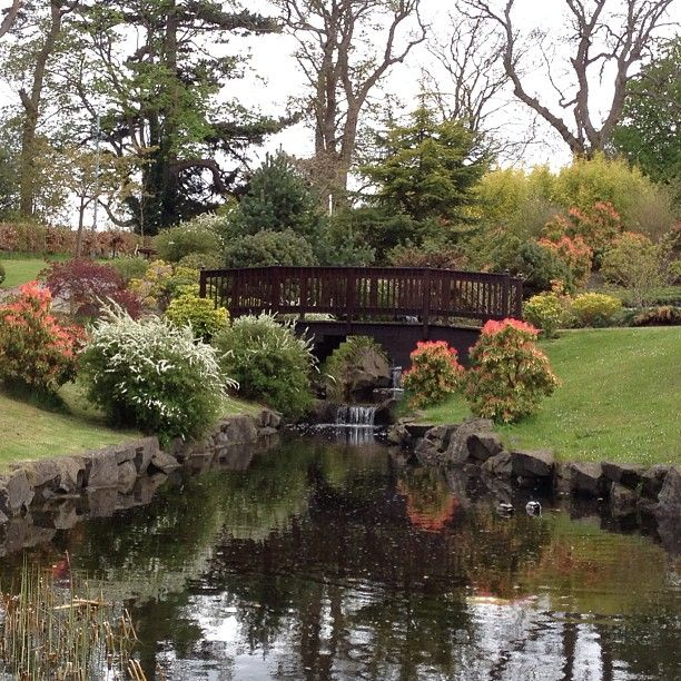Lauriston Castle grounds