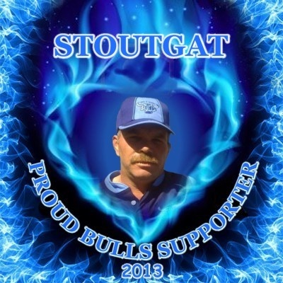 Entry from Stoutgat Naude - Bulls Supporter