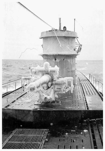 """В """"подводные лодки"""" Второй мировой войны в фотографиях - Форумы Mille-Sabords.com"""