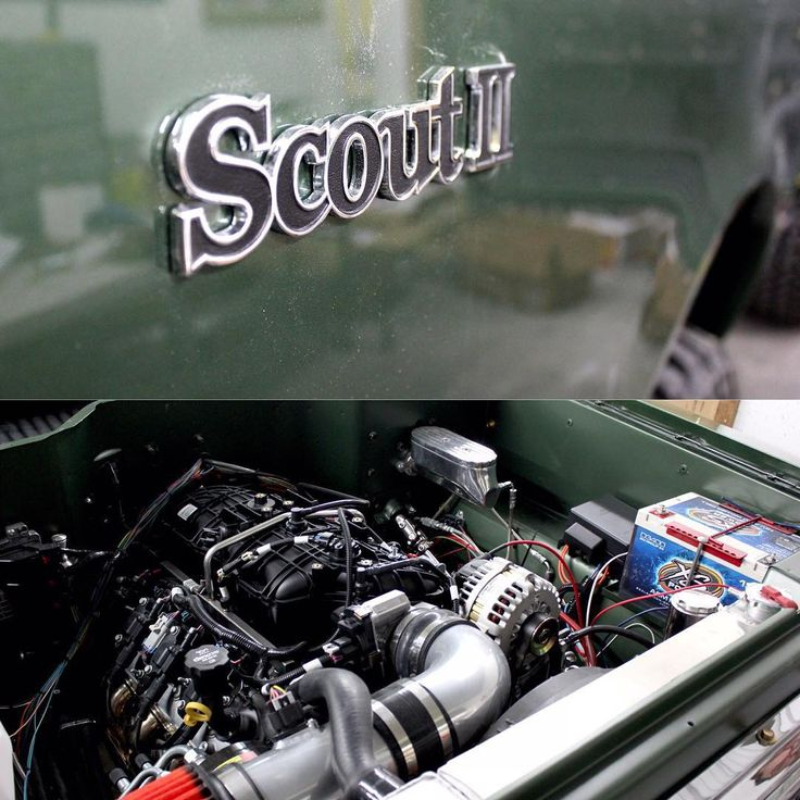 On one of our recent stops by #bRodOrCustoms dropping off/picking up parts for #ProjectCTSV, I got a chance to check out this #SuperRad #scout2 that @pjburchett is building from the ground up! Powered by an #XSpower #D3400 #AGM #‎XSpowerBatteries #‎RealPowerUnrealPerformance #‎Follow