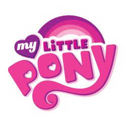 Generation Four logo for the My Little Pony toyline (Source	 http://www.hasbro.com/mylittlepony/en_US/discover/news.cfm)