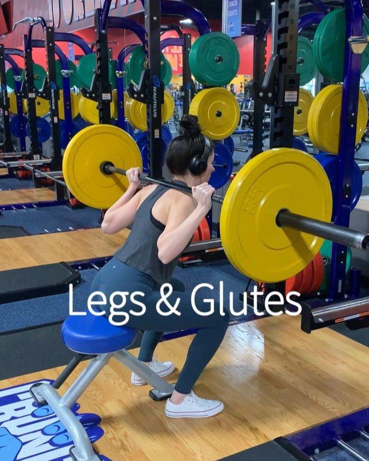 Stephanie On Instagram Legs Glutes 1 Squat 4x10 2 Reverse Lunge 4x16 8 Leg 3 Wide Stance Good Morning 4x10 4 Rdl 4x1 Leg Curl Reverse Lunges Glutes