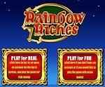 Play Rainbow Riches For Free Online or Mobile at http://www.slotreviewonline.com/2012/05/igt-barcrests-rainbow-riches-slot-machine-review/#.UGa2Rtl4LiQ