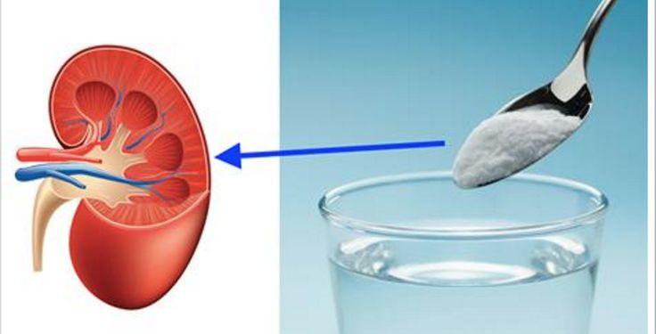 Como limpar seus rins e eliminar o ácido úrico com apenas meia colher de um único ingrediente! | Cura pela Natureza