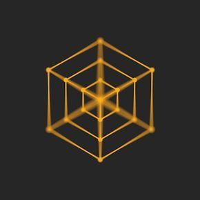 Hypnotische geometrische GIFs von Florian de Looij - detailverliebt.de