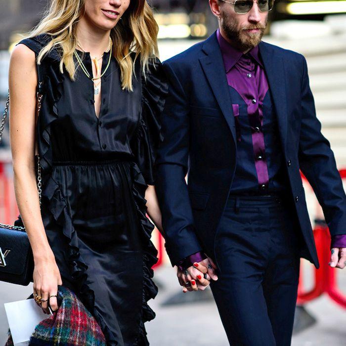 54d2acaffdf2 ▷ 1001 + Ideen für Silvester Outfit zum Faszinieren für Sie und Ihn ...