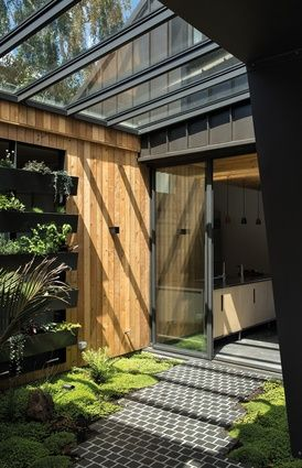 339, Mount Eden, Auckland by Strachan Group Architects.