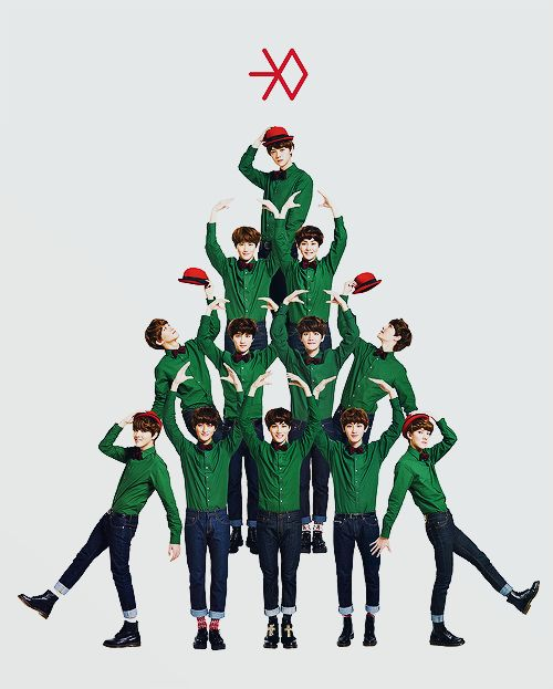 EXO Miracles in December them feels