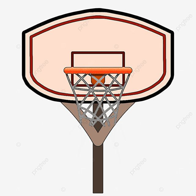 Simple Basketball Hoop On The Front Street Plane Basketball Stands Basketball Basketball Hoop Clipart Png Transparent Clipart Image And Psd File For Free Dow Front Street Basketball Hoop Basketball Posters