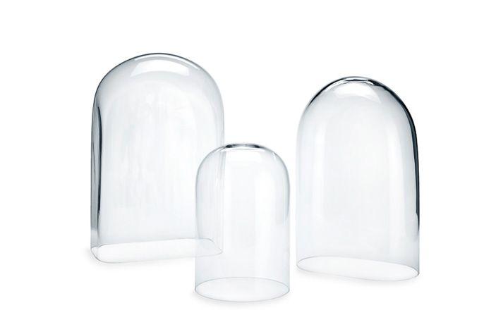 Glasdome Glasstürtze Glashaube - Sonderanfertigungen aus Glas