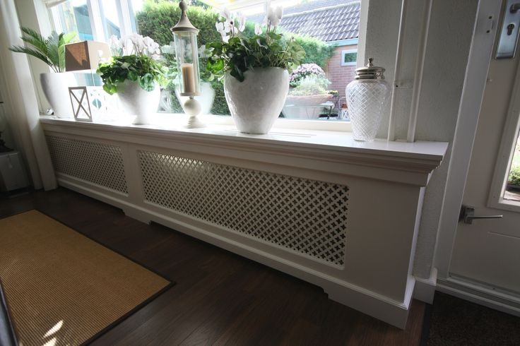 Landelijke radiator ombouw wonen pinterest for Landelijk wonen ideeen