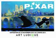 L'exposition « Pixar, 25 ans d'animation » sera à Paris du 16 novembre 2013 au 2 mars 2014. C'est pas genre la meilleure des nouvelles ça ? Le musée Art Ludique, le premier dédié entièrement au divertissement (jeux vidéo, cinéma, BD, manga, etc.), ouvrira en novembre à Paris. Pour l'occasion, c'est une très belle exposition [...]