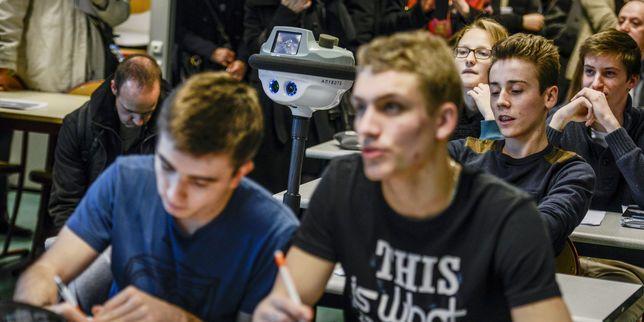 Raccourcir les cours, tirer au sort les enseignants, entreprendre pour financer ses études… Le Louvain Learning Lab a imaginé la fac en2035. Décoiffant.