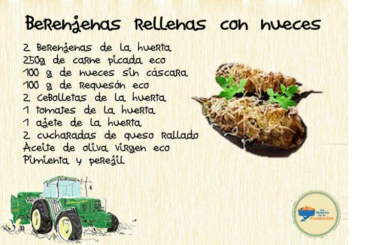 El aporte necesario de Omega 3 con esta receta. Súmale alguna verdura ecológica de La Huerta de la Fundación y ¡hazla redonda!