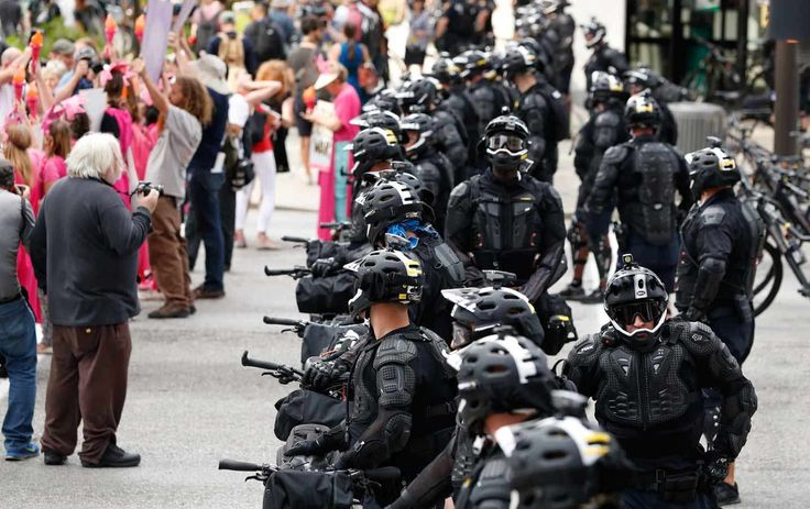 The Dangerous Militarization of The Cleveland Police Department