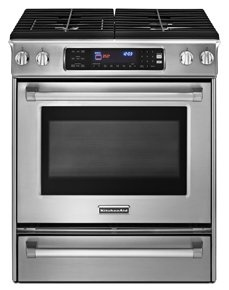 Kitchenaid Stoves Gas