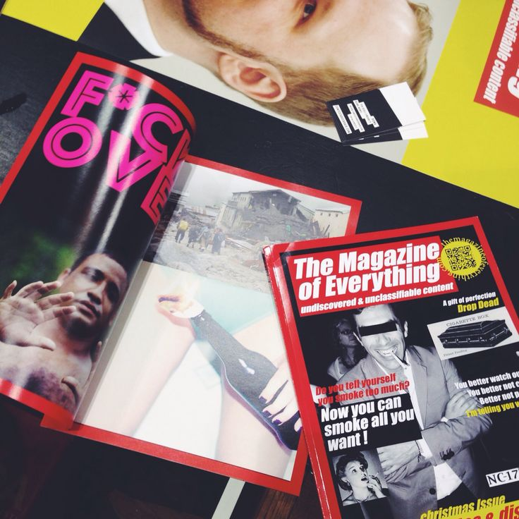 The Magazine Of Everything launch event #CRHmonti